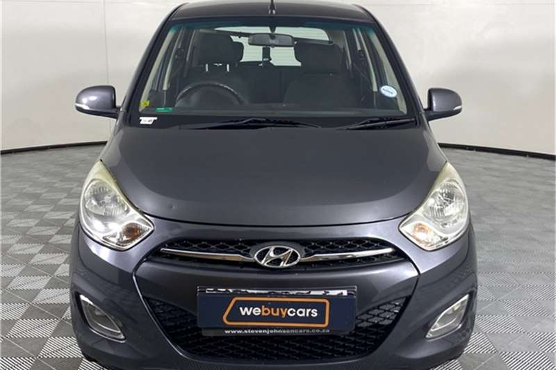 Used 2012 Hyundai I10 1.25 GLS auto