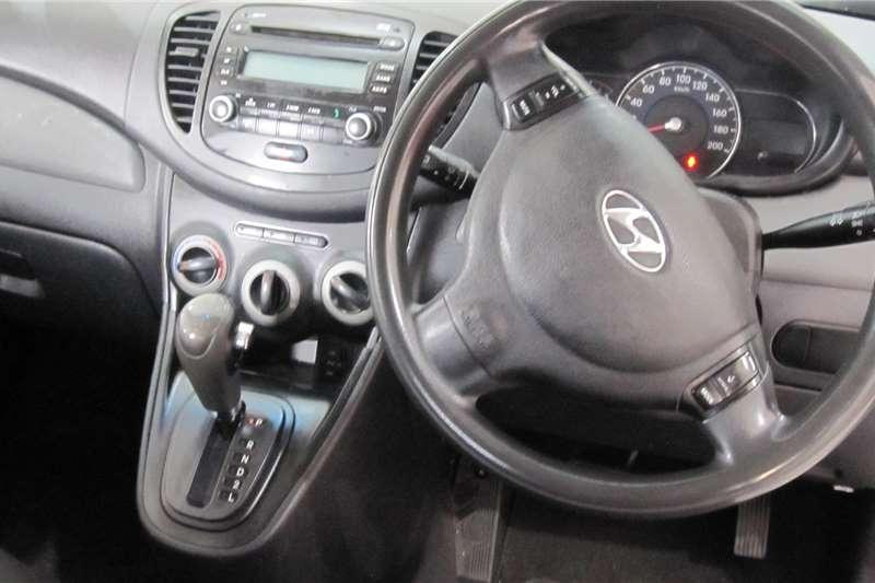 Hyundai I10 1.25 GLS auto 2013