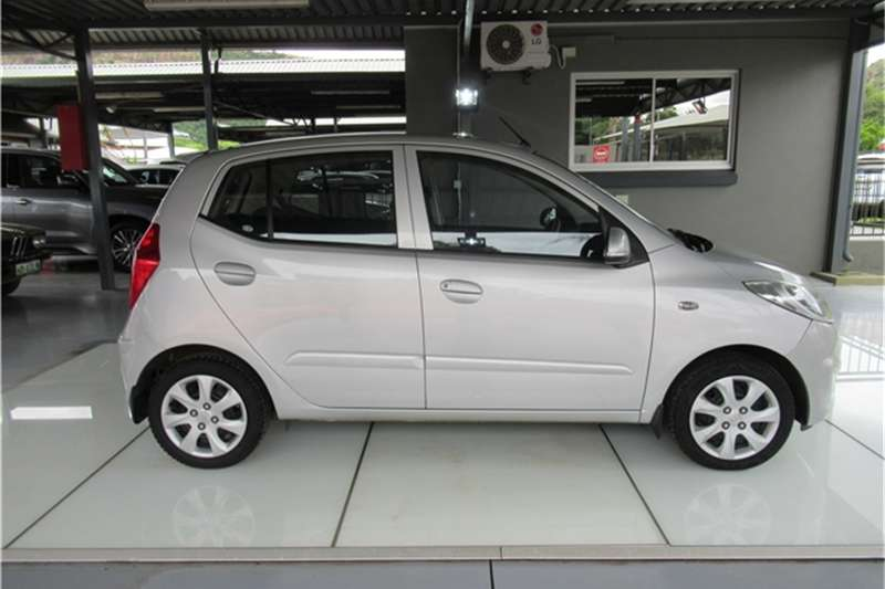 Hyundai i10 1.25 GLS auto 2014
