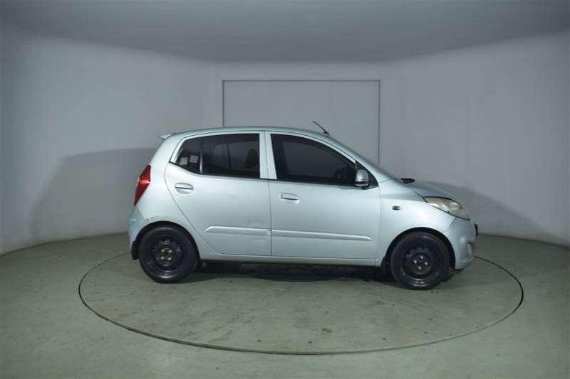Hyundai i10 1.25 GLS/FLUID 2012