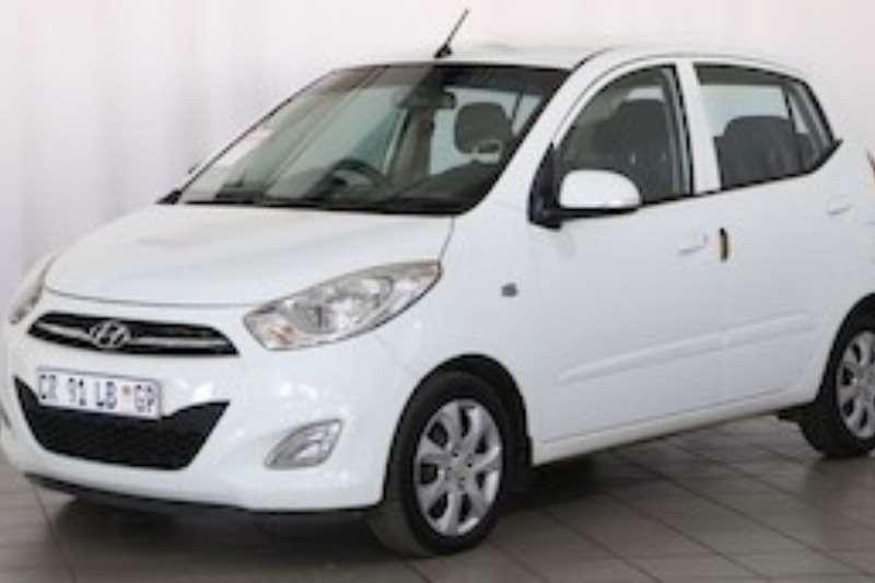 Hyundai I10 101 MOTION 2013