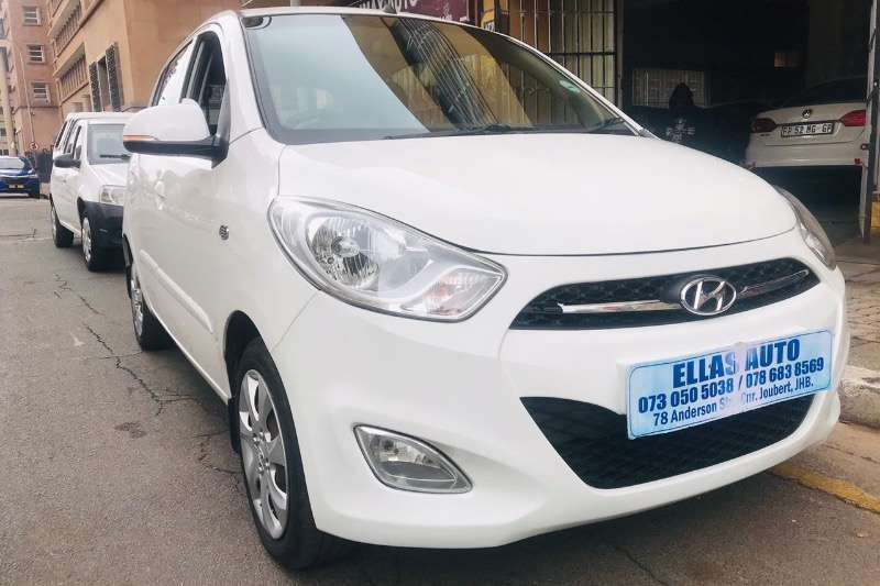 Hyundai I10 2014