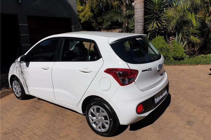 Used 2020 Hyundai I10
