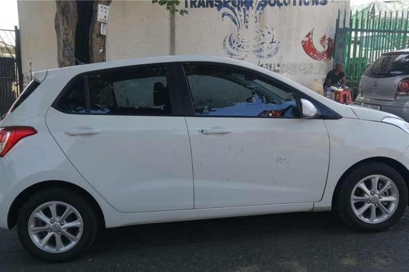 Used 2019 Hyundai I10