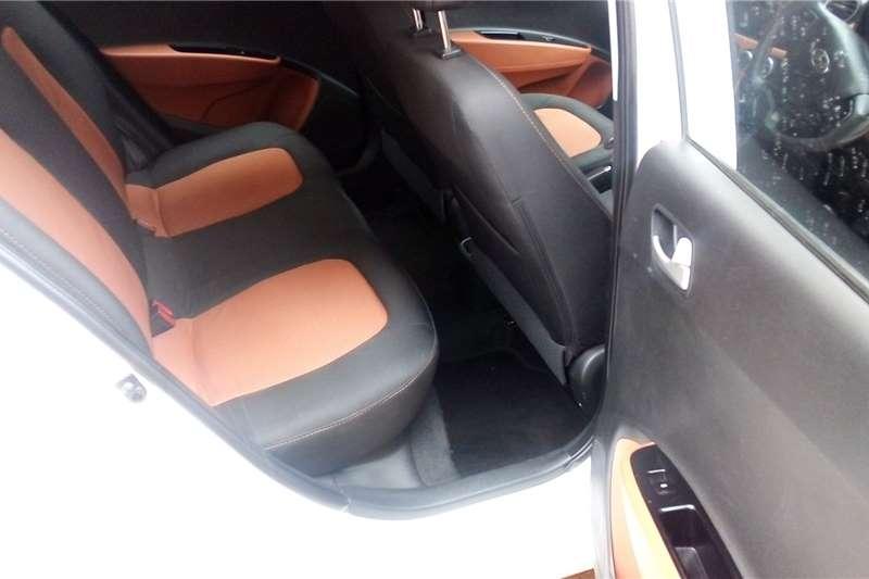 Used 2014 Hyundai I10 Grand  1.25 Fluid
