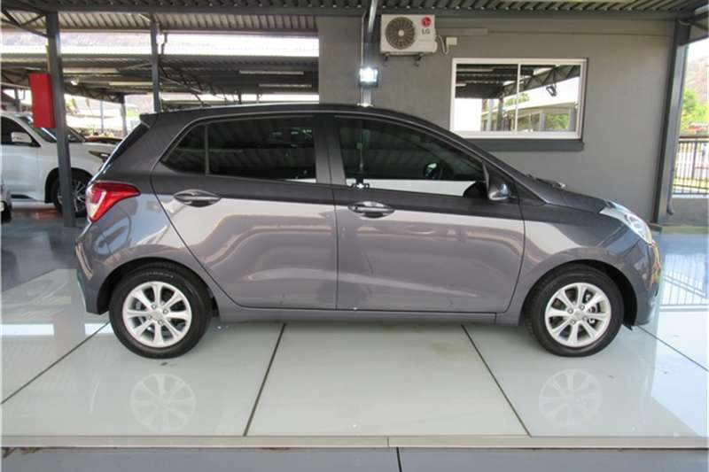 Hyundai I10 Grand  1.25 Fluid 2015
