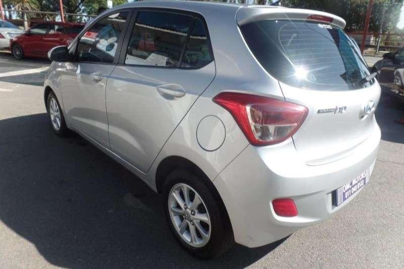 Used 2015 Hyundai I10 Grand  1.25 Fluid