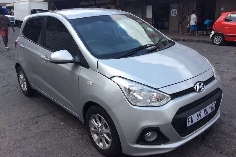 Hyundai I10 Grand  1.25 Fluid 2016