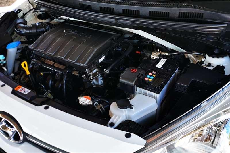 Hyundai I10 Grand  1.25 Fluid 2016