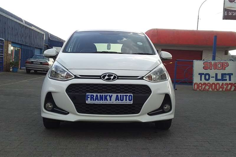 Hyundai I10 Grand  1.25 Fluid 2017