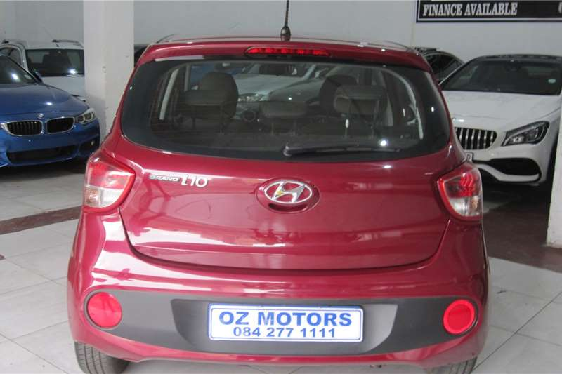 Hyundai I10 Grand  1.25 Fluid 2018