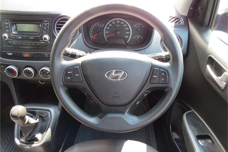 Hyundai I10 Grand  1.25 Fluid 2018