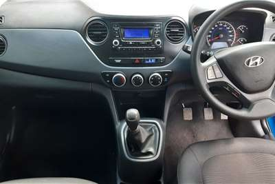 Hyundai I10 Grand  1.25 Fluid 2019