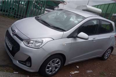 Used 2019 Hyundai I10 Grand  1.25 Fluid