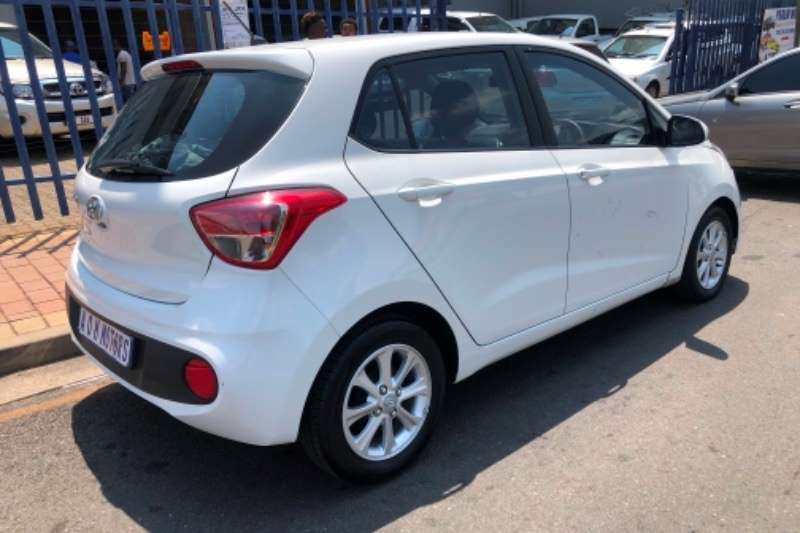Hyundai I10 Grand  1.25 Fluid 2019