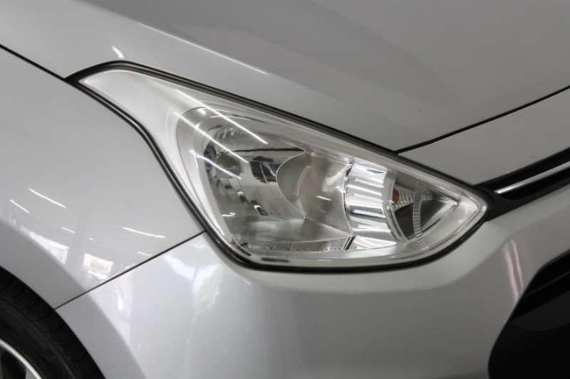 Hyundai I10 Grand  1.25 Fluid auto 2015
