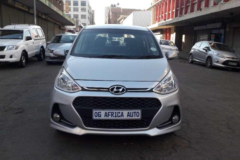 Hyundai I10 Grand  1.25 Fluid auto 2018