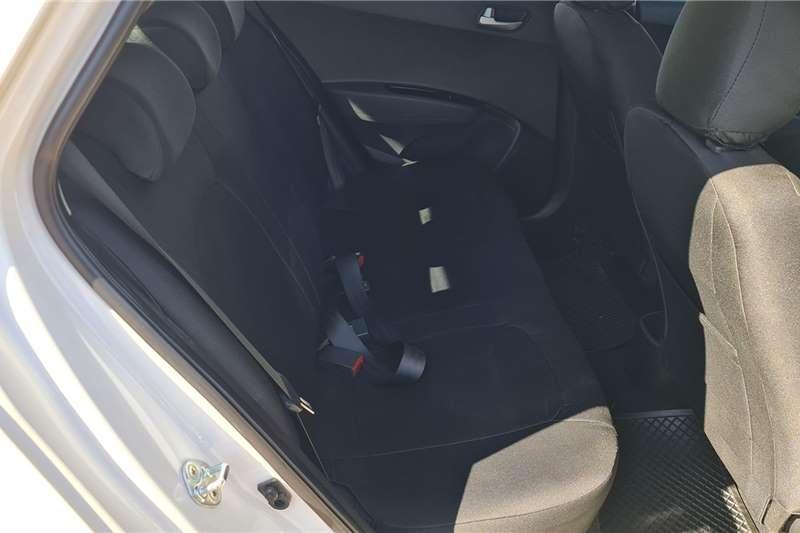 Used 2018 Hyundai I10 Grand  1.25 Fluid auto