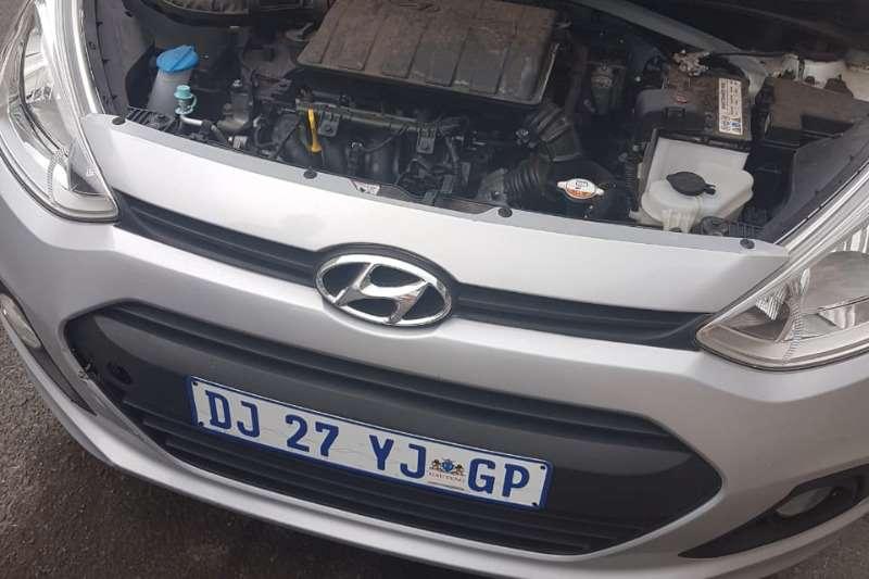 Hyundai I10 Grand  1.25 Fluidr 2014