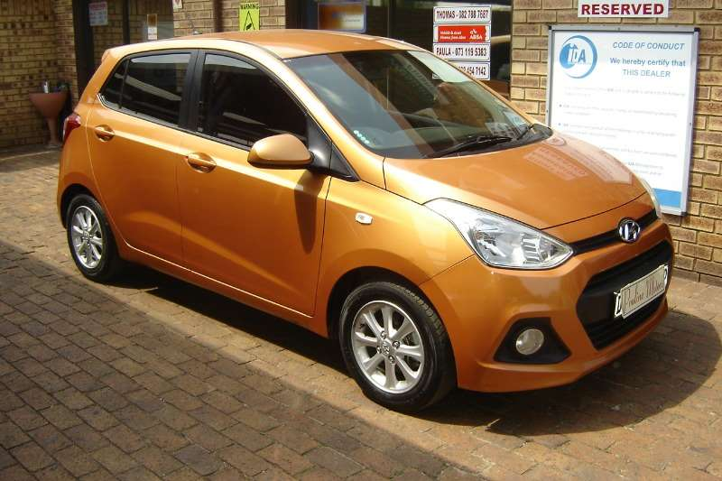 Hyundai I10 Grand  1.25 Motion 2014