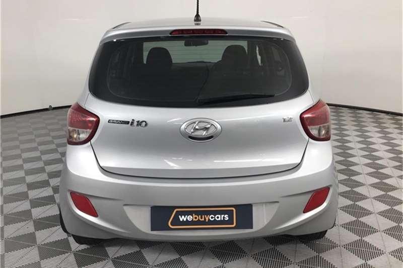 Hyundai I10 Grand  1.25 Motion 2015