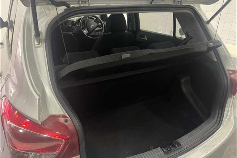 Used 2016 Hyundai I10 Grand  1.25 Motion