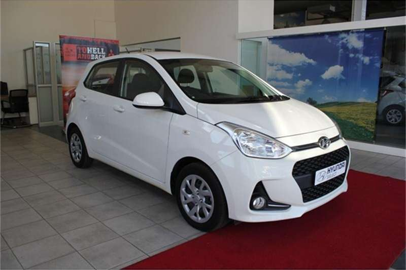 Hyundai I10 Grand  1.25 Motion 2018