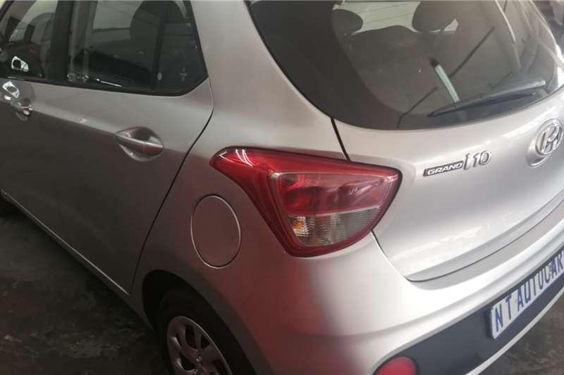 Hyundai I10 Grand  1.25 Motion 2018