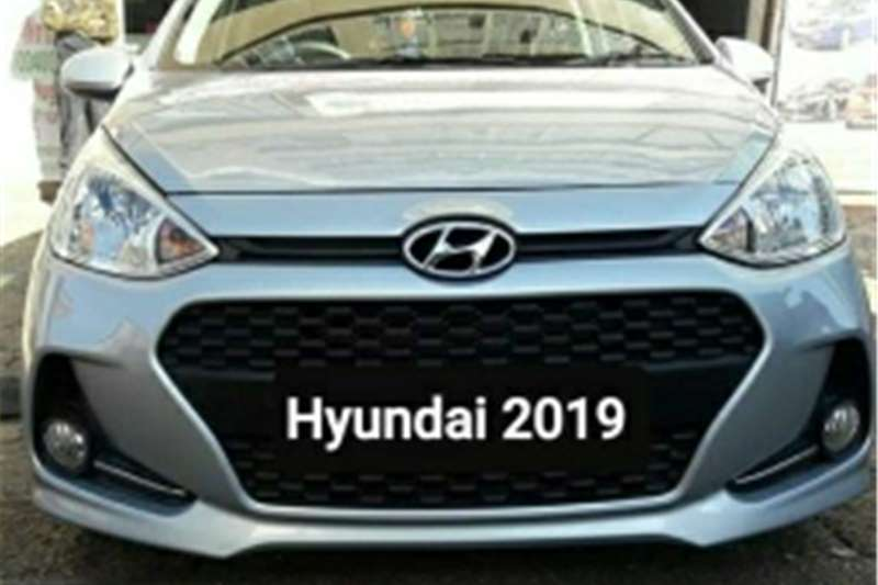 Hyundai I10 Grand  1.25 Motion 2019