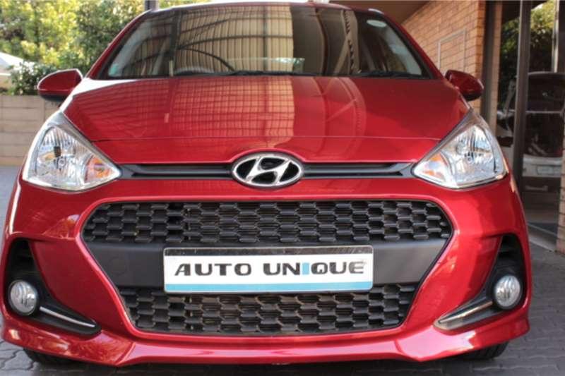 Hyundai I10 Grand  1.25 Motion 2019