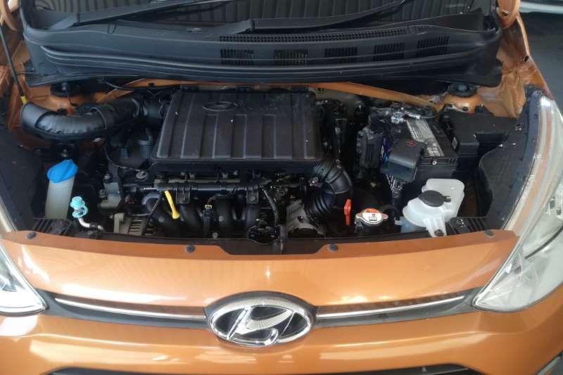 Hyundai I10 GRAND Automatic 2016