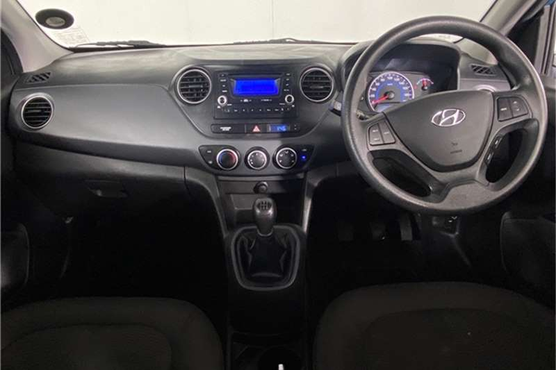 2014 Hyundai i10 Grand i10 1.25 Fluid