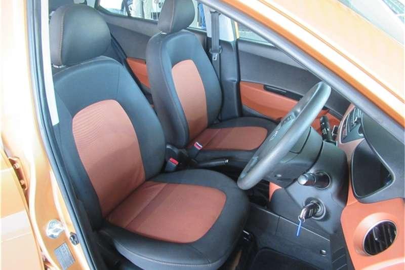 Hyundai i10 Grand i10 1.25 Fluid 2015