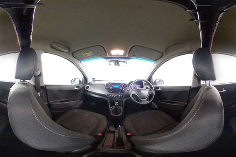 2015 Hyundai i10 Grand i10 1.25 Fluid