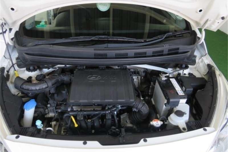 Hyundai i10 Grand i10 1.25 Fluid 2016