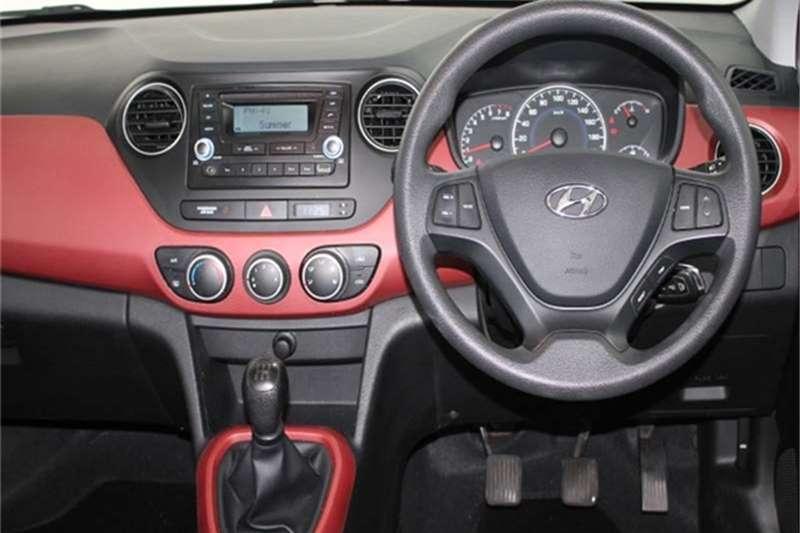 Hyundai i10 Grand i10 1.25 Fluid 2017