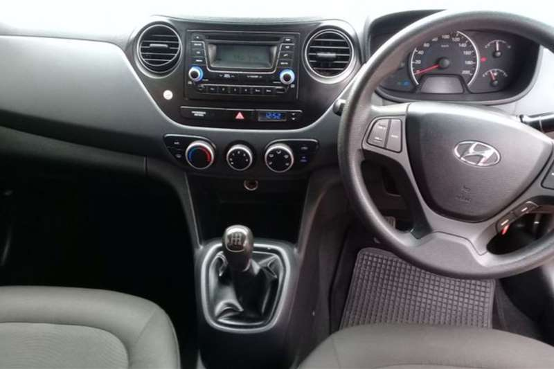 2018 Hyundai i10 Grand i10 1.25 Fluid