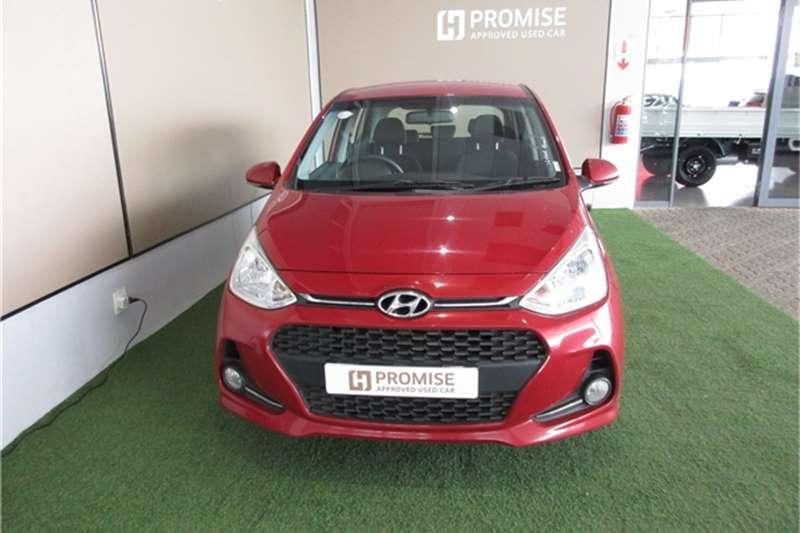 Hyundai i10 Grand i10 1.25 Fluid 2019