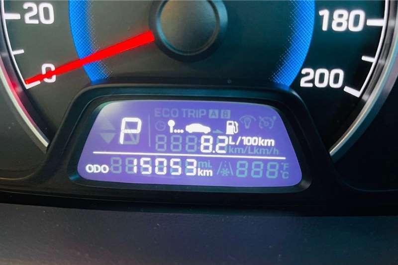 2014 Hyundai i10 Grand i10 1.25 Fluid auto
