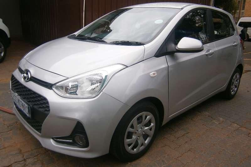 Hyundai i10 Grand i10 1.25 Fluid auto 2015