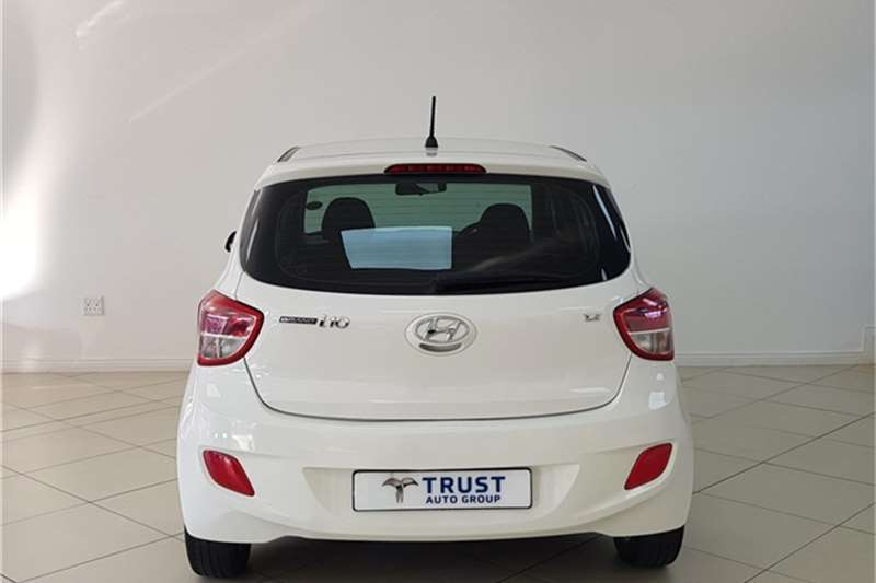 Hyundai i10 Grand i10 1.25 Fluid auto 2015
