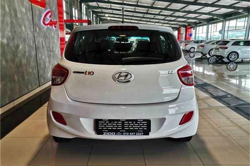 2015 Hyundai i10 Grand i10 1.25 Fluid auto