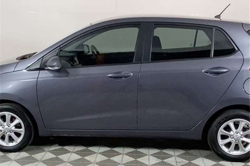 2018 Hyundai i10 Grand i10 1.25 Fluid auto
