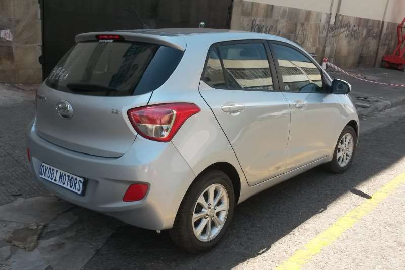 Hyundai i10 Grand i10 1.25 Motion 2014