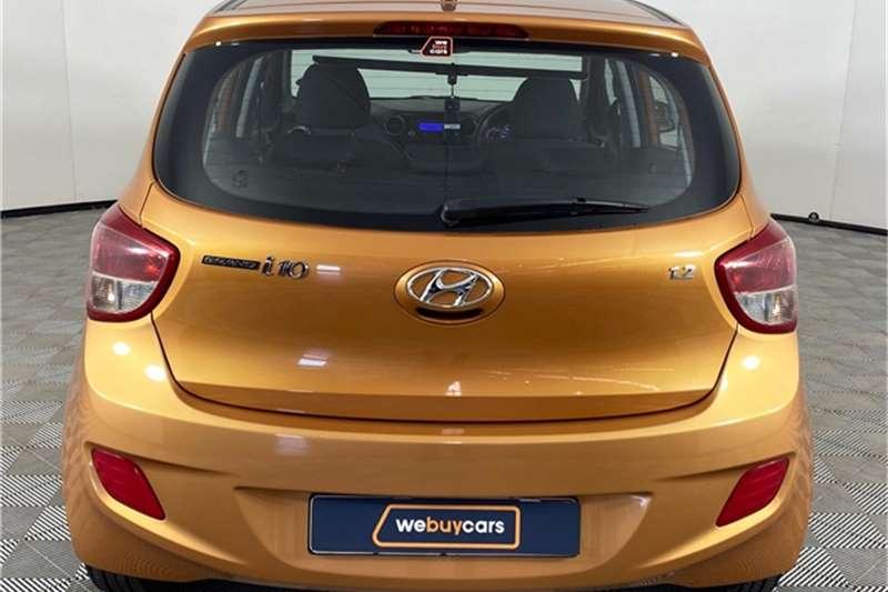 2014 Hyundai i10 Grand i10 1.25 Motion