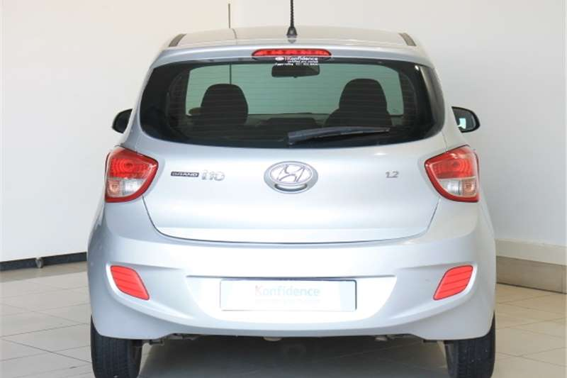 Hyundai i10 Grand i10 1.25 Motion 2015