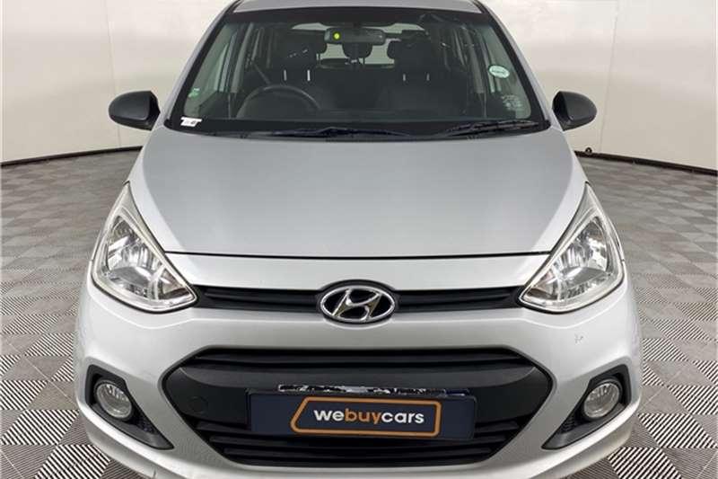 2015 Hyundai i10 Grand i10 1.25 Motion
