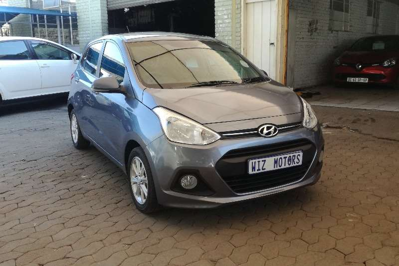 Hyundai i10 Grand i10 1.25 Motion 2016