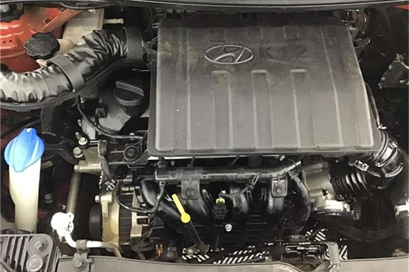 Hyundai i10 Grand i10 1.25 Motion 2016