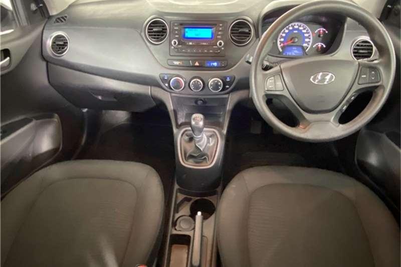 2016 Hyundai i10 Grand i10 1.25 Motion